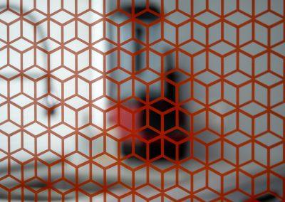 TuffSub Crystal Cube Mosaic